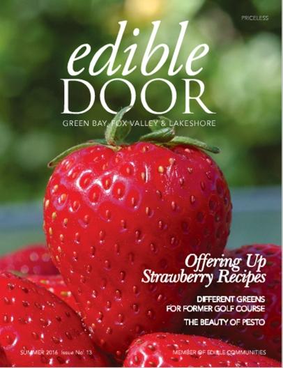edible door summer 2016