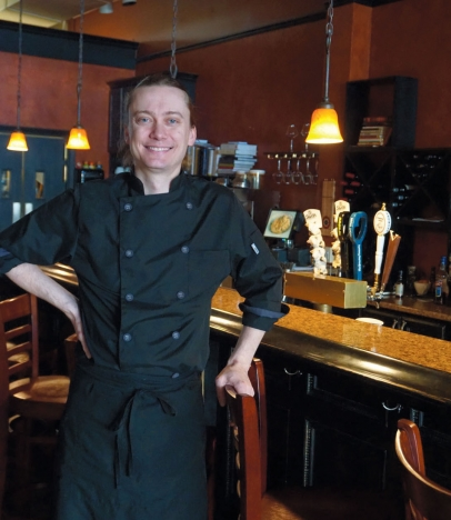 Chef James Dudley