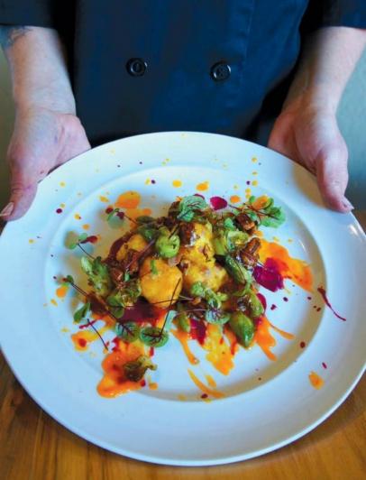 kari mueller's dish