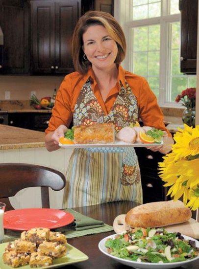 Amy Hanten, The Cooking Mom