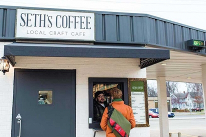 Seths Coffee Drive Thru