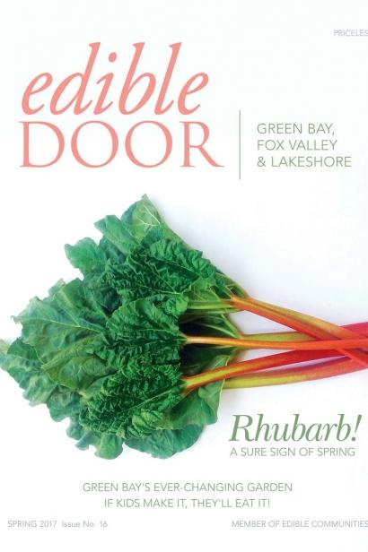 Edible Door, Issue #16, Spring 2017