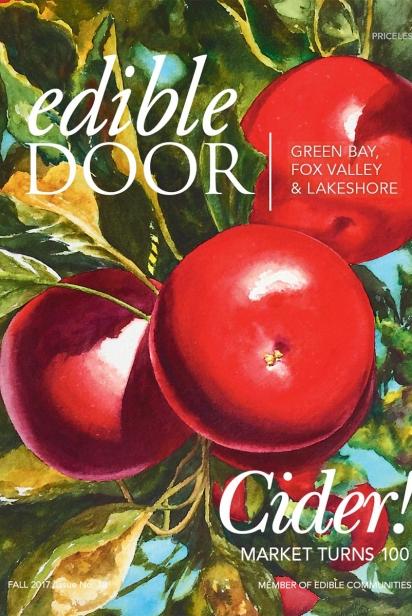 Edible Door, Issue #18, Fall 2017