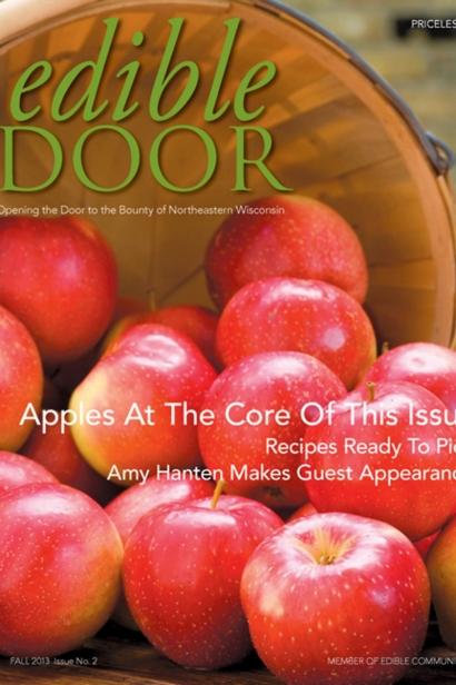 Edible Door, Issue #2, Fall 2013