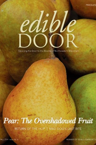 Edible Door, Issue #6, Fall 2014