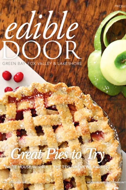 Edible Door, Issue #10, Fall 2015