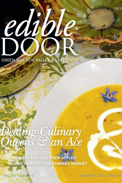 Edible Door, Issue #14, Fall 2016