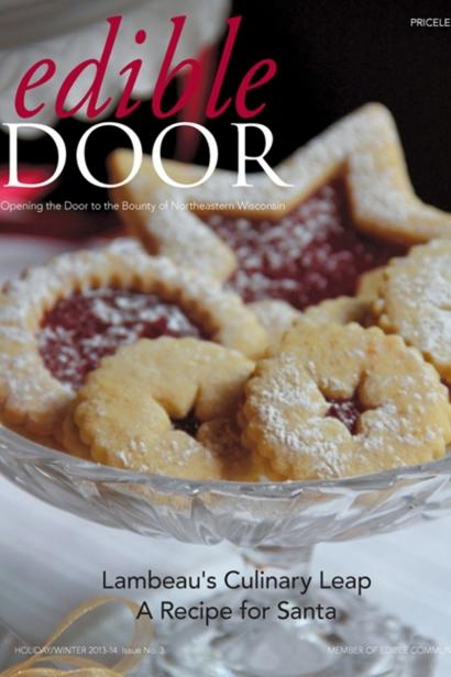 Edible Door, Issue #3, Holiday/Winter 2013-2014