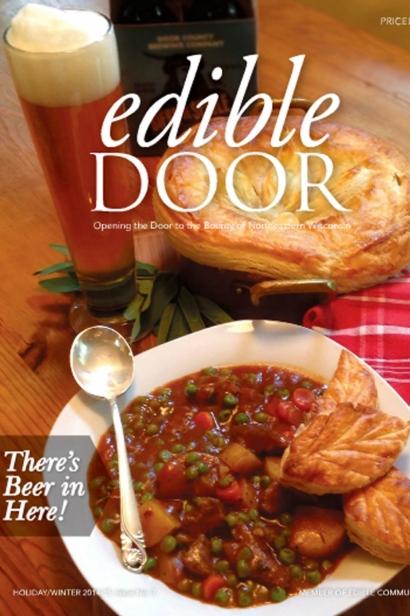 Edible Door, Issue #7, Holiday/Winter 2014-2015
