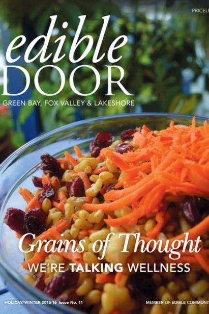 Edible Door, Issue #11, Holiday/Winter 2015-2016