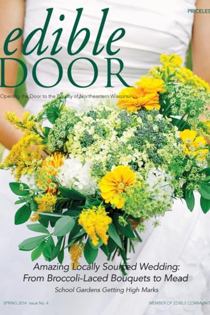 Edible Door, Issue #4, Spring 2014