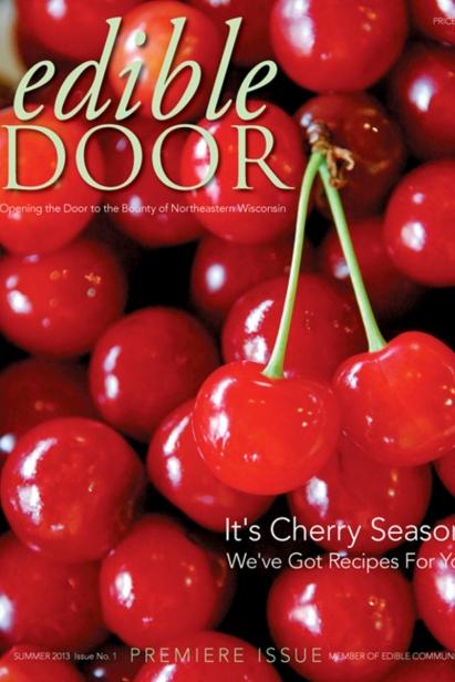 Edible Door, Issue #1, Summer 2013