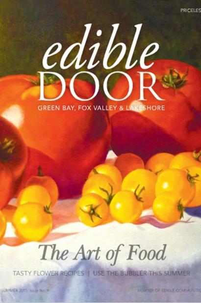 Edible Door, Issue #9, Summer 2015