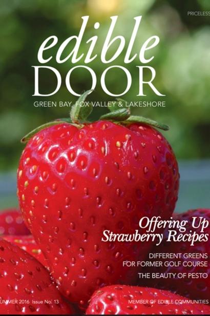 Edible Door, Issue #13, Summer 2016