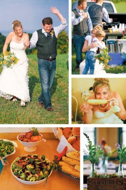 Kelly and Elliot Wedding