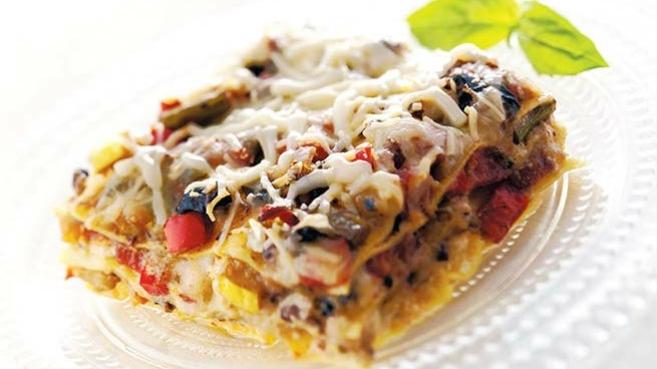 cheese garden lasagna