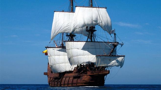 El Galeón Andalucia spanish galleon