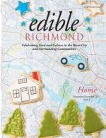 Edible Richmond November/December 2015 Cover