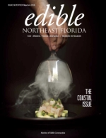 Edible Northeast Florida Magazine Coastal Issue